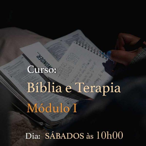 Curso - Bíblia e Terapia - Módulo 1
