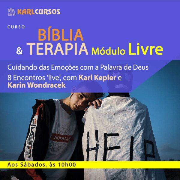 Curso - Bíblia e Terapia - Módulo Livre