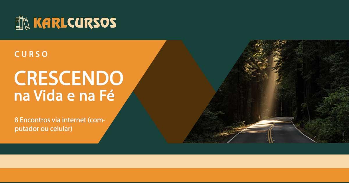 Read more about the article Crescendo na Vida e na Fé